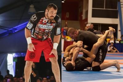 【Metamoris04】MMA? キャッチレスリング代表??  ジョシュ・バーネットがディーン・リスターと王座戦