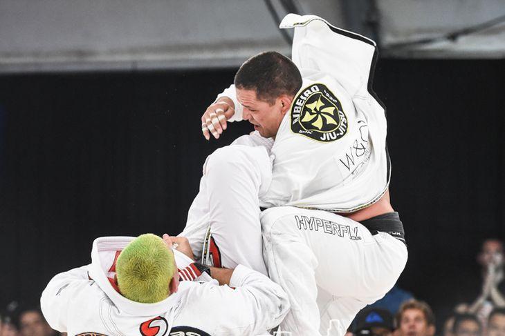 Ribeiro vs Medeiros