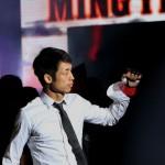 【Interview】台湾MMA界のパイオニア、ソン・ミンヤン「MMAとは、パズルを完成させること」