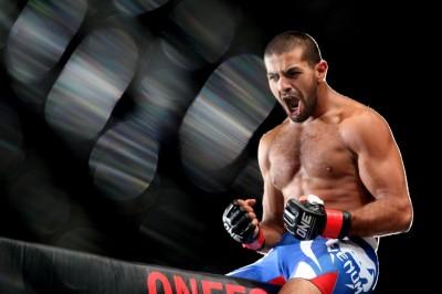 【OFC19】シリアのMMAファイター・ワリッド、腕十字で秒殺勝利