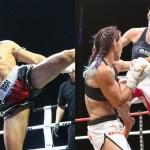 【Lion Fight18】米国人不在?? ヨーセングライがハリファと、ヨリーナ・バースはヘステルと初防衛戦