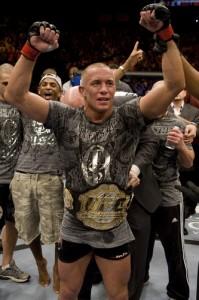 【UFC94】GSPがBJ・ペンを完封、郷野はフィッチに敗戦