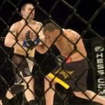 【XCF】拳が届かないマーティン、無名ファイターに判定負け