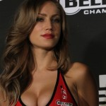 【MONDAY RING GIRL】Bellator99