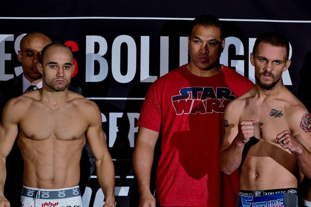 Moraes vs Bollinger