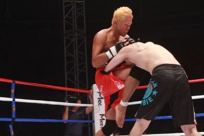 Tanaka vs Kim Tae-Heon