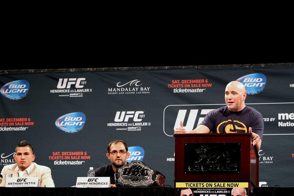 UFC181 PC
