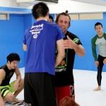 【UFC178】UFC JAPANの次は水垣偉弥×ドミニク・クルーズ!! ユライア・フェイバーが運命の一戦を占う