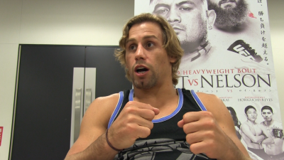 【動画】UFC178 水垣偉弥×ドミニク・クルーズをユライア・フェイバーが占う