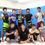 【動画】UFC日本大会で来日ユライアが、日沖、小野島、上迫、江藤、飯野、伊禮、渋谷らと練習