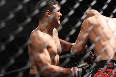 【写真】ボブ・アームストロングのポテンシャルが確認できそうな辰巳戦、非常に楽しみだ(C)MMAPLANET