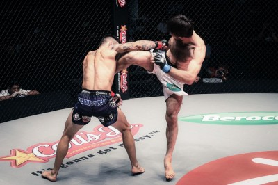 Gafurovs Head Kick