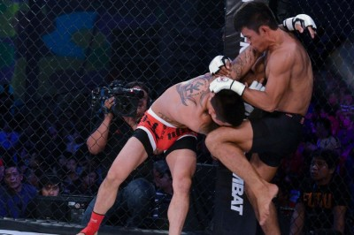 【PXC45】バンタム級王座決定戦はグアム産MMA=アグオン×フィリピン産総合格闘技=ディ?!