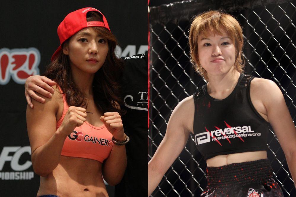 Song Hyo-Kyung vs Emi Tomimatsu