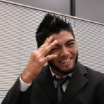 【動画】柔術ファン注目。ホベルト・サトシ・ソウザ、REAL01で国内MMAデビュー