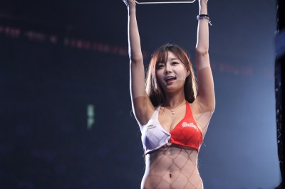 【MONDAY RING GIRL】ROAD FC 16