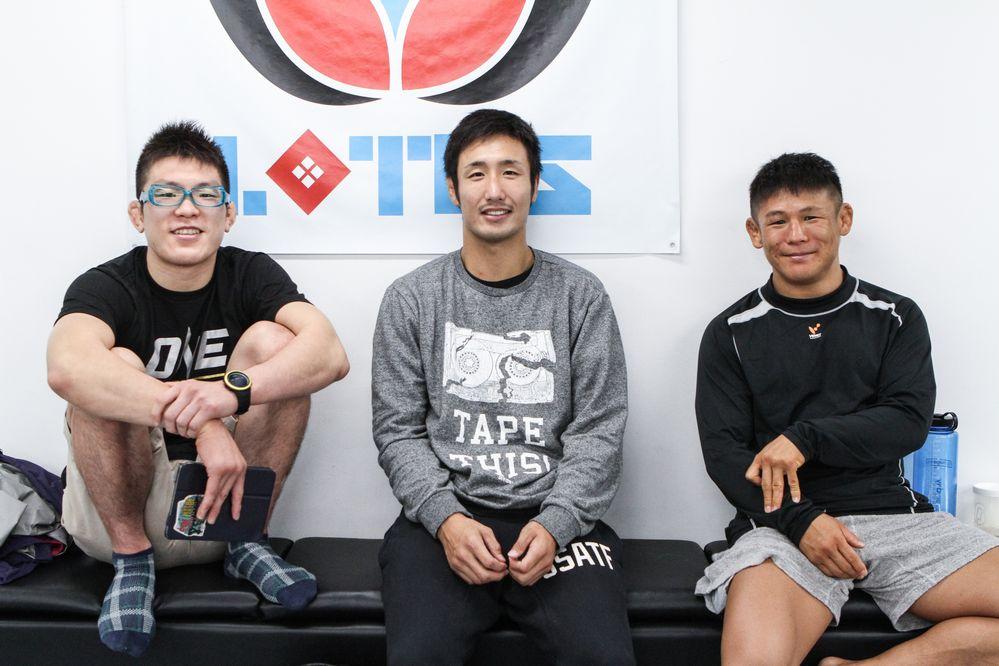 Aaoki, Kato & Kitaoka