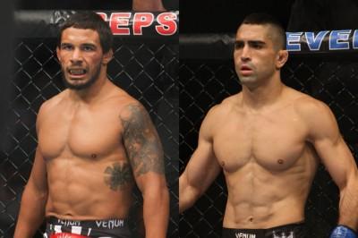 【UFC180】ラテンの血が騒ぐ?! スマート&アグレッシブ、ベルムデス×ラマスのフェザー級戦