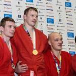 【Sambo】MMA経験のある2014年コンバットサンボ世界王者<02>デミトリ・サモイロフ
