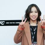 【UFC】アジアの女王ハム・ソヒ、オクタゴンへ。 「MMA選手として、絶対に立ちたい夢の舞台です」
