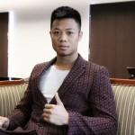 【K-1】ジャオ・フーカイ<02>「中国国内で満足するのではなく、世界各国で強さを証明したい」