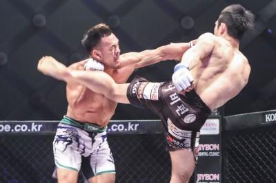 【RFC19】殴り合い上等、イ・グァンヒがムン・ギボムに殴り勝つ
