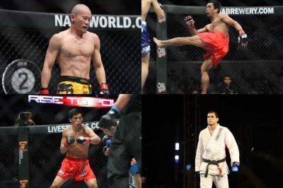 【OFC23】フィリピン大会に岡嵜出場、ベリンゴンと対戦へ。ホジャ―・グレイシーの初陣も決定!!