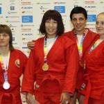 【Sambo】ヒョードル来場サンボ世界大会で18年振りの快挙、藤村が金メダルを獲得