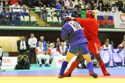 【Sambo】MMA経験のある2014年コンバットサンボ世界王者<03>スルタン・アリエフ