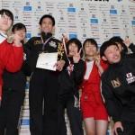 【Sambo】世界大会最終日 UFC初陣控えるアリエフがコンバット90キロ制す。日本女子は国別2位の快挙