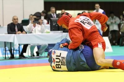 【Sambo】MMA経験のある2014年コンバットサンボ世界王者<04>ワジム・ネムコフ