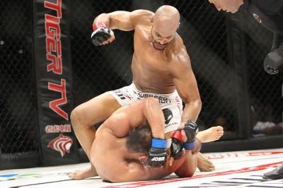 【WSOF15】試合結果 岡見、無念のTKO負け。ゲイジーは元UFC&体重超過のギラードに競り勝つ