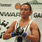 【TUF20】フィナーレ=初代UFC女子ストロー級王座決定戦進出一人目はカーラ・エスパルザ