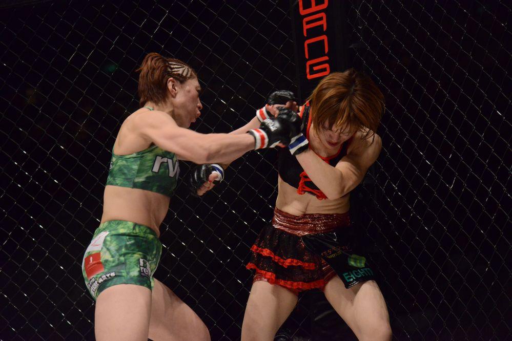 Fujino vs Tomimatsu