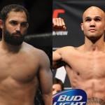 【UFC181】右上腕二頭筋の負傷が癒えたヘンドリックスのTDをローラーは防御できるか?!