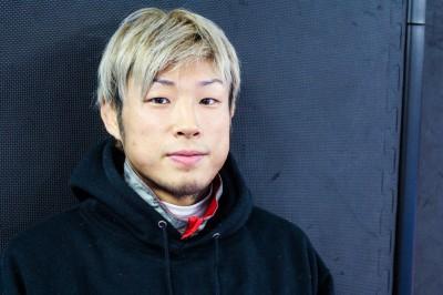【DEEP DREAM】横田一則と対戦するISAO<02>「余計なことは言わないで、思いっきり暴れる」