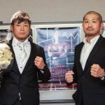 【DEEP DREAM】横田一則と対戦するISAO<01>「負けたら終わり、弘中戦の時と心境は似ています」