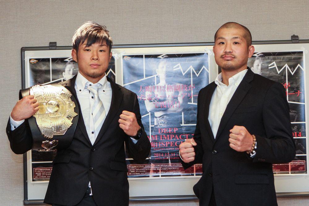 ISAO vs Yokota