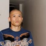 【OFC23】ベリンゴンと対戦する岡嵜康悦「フックの間にストレートを入れたいです」