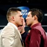 【UFC181】世界ライト級戦はペティスの左右のミドル、メレンデスのボクシングとTDの一体化に注目