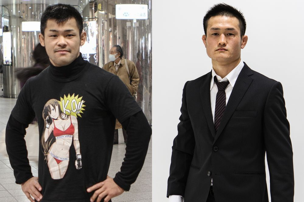 Tezuka vs Kasugai