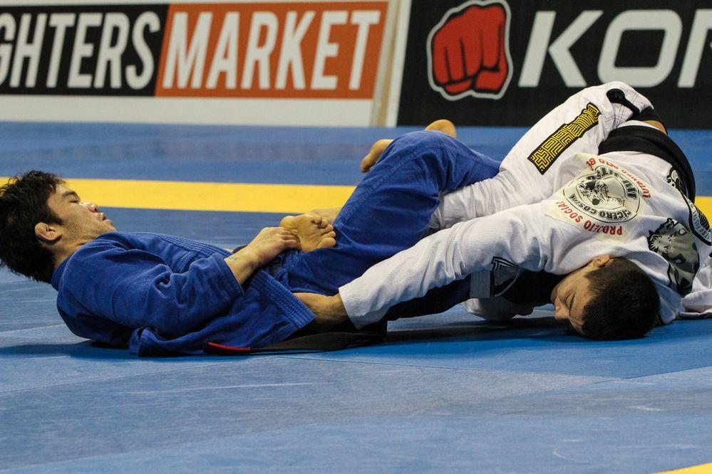Dai Yoshioka vs Paulo Miyao