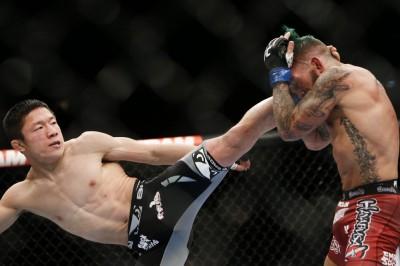 【UFC182】試合結果 ジョーンズ、宿敵コーミエー破り8度目の防衛。堀口恭司は日本人3人目の快挙