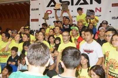 【JBJJF】日本ブラジリアン柔術連盟主催、初の公式団体戦。台風の目はIMPACTO JAPAN B.J.J