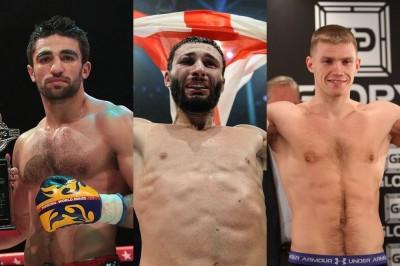 【Kunlun Fight16】グリゴリアンにキリア、キシェンコ、さらにカラケス、マイティ・モーまで揃い踏み