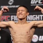 【UFC182】期待値をさらに上げることができるか。堀口、オクタゴン4戦目