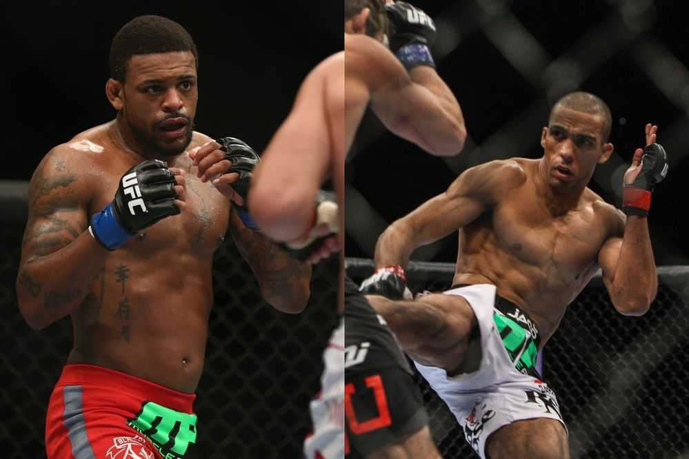 Johnson vs Barboza