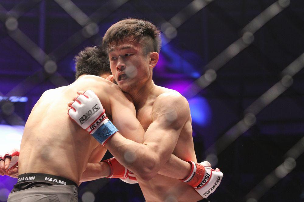 Kasugai Takeshi vs Song Min Jong