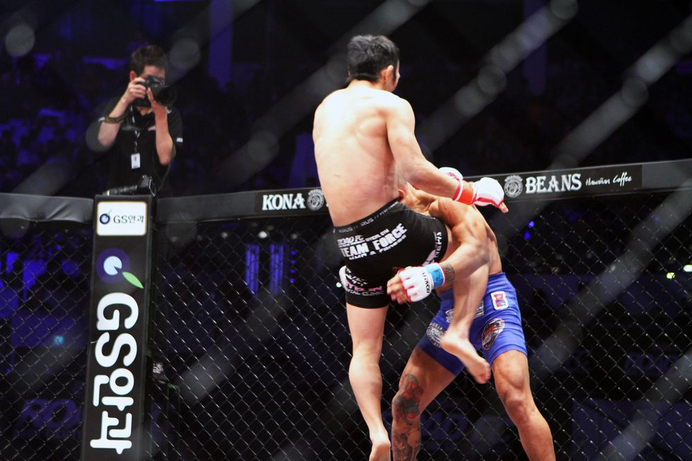 Kim Soo Chul vs Wagner Campos