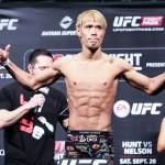 【UFC】ドーピング問題、会見を受けて日本人ファイターの反応<01>金原正徳「単純に嬉しいです! 」